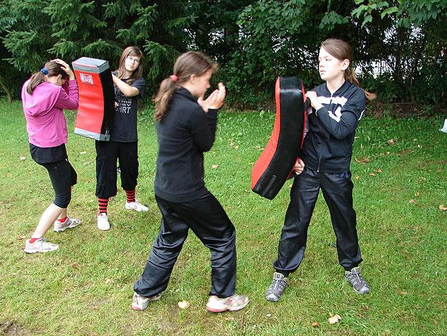 Výuka Hung Gar Kung Fu