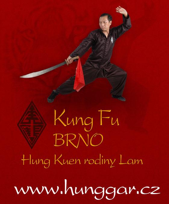 Nábor do oddílu Kung-fu