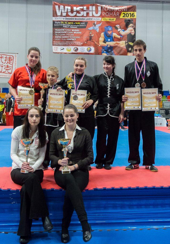 Národní pohár Wushu Praha