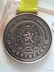 Místrovství Kung-fu 2019