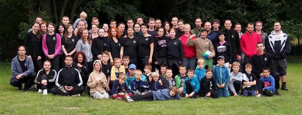 Kung Fu Brno - Letní škola