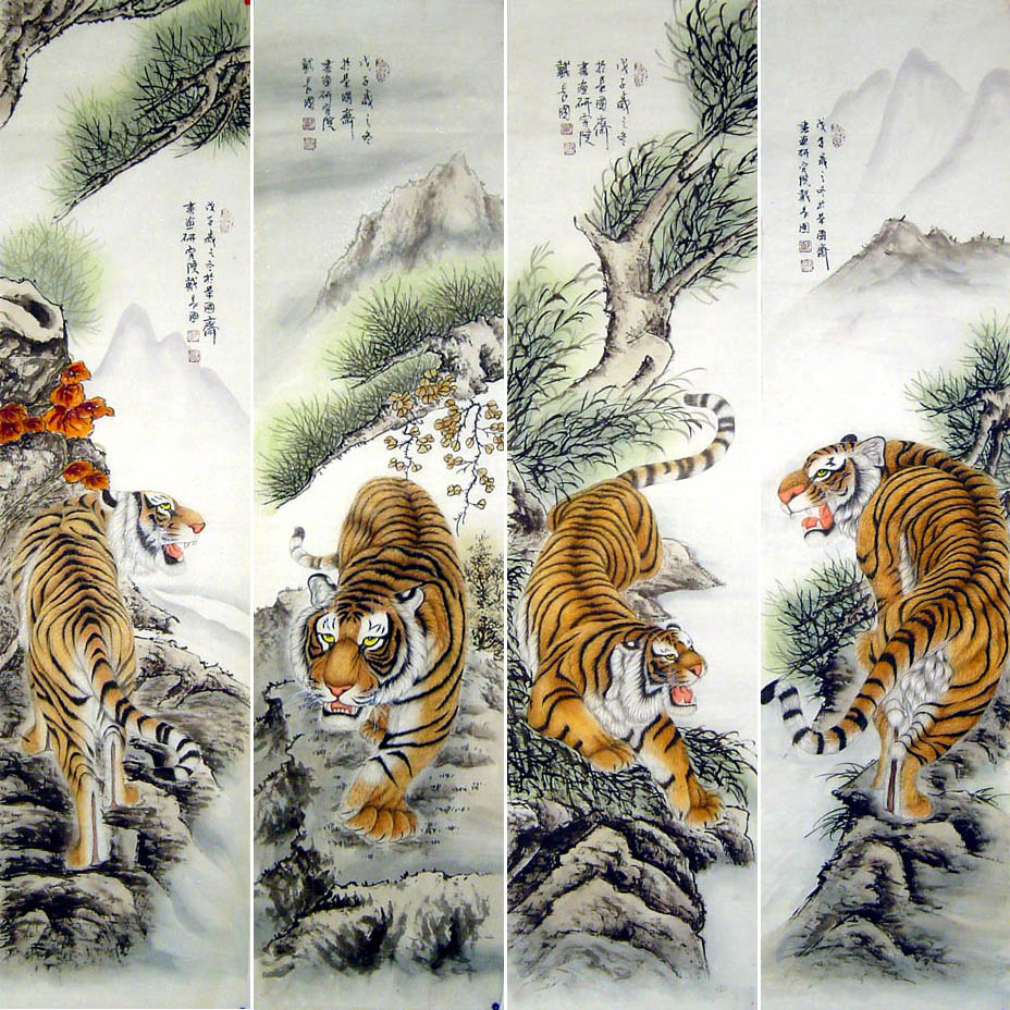 konec roku v Kung Fu