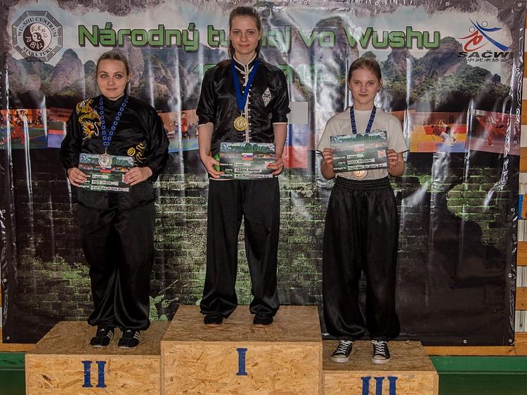 Národní turnaj ve Wushu Slovensko