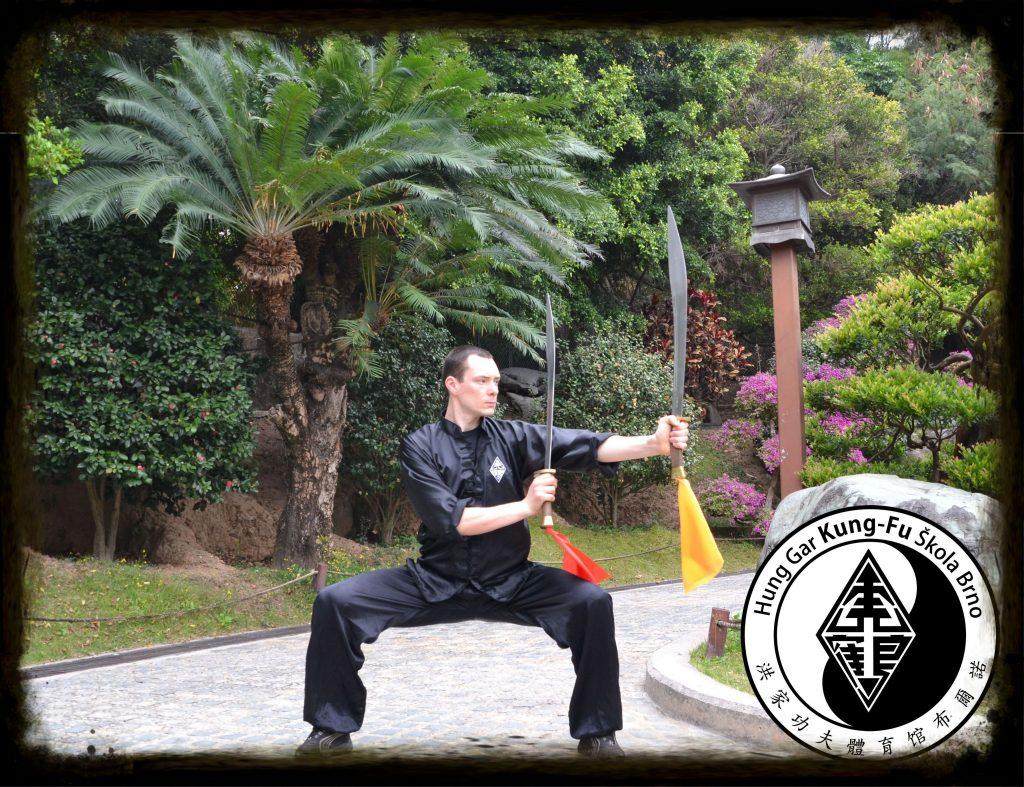Kung-fu květen