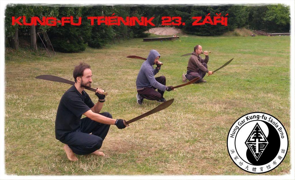 Kung-fu Brno nábor